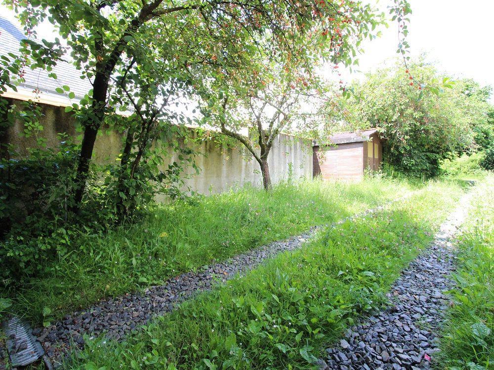 Vente maison ste luce sur loire bourg maison avec jardin for Jardin expose nord