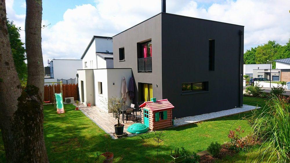 vente maison st herblain confort lumi re et modernit nord loire transactions. Black Bedroom Furniture Sets. Home Design Ideas