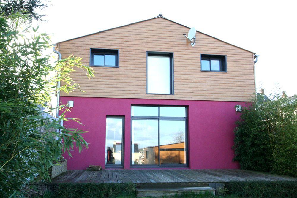 Vente maison ch teaubriant esprit loft au coeur d 39 un bourg nord loire - Loft a vendre angers ...