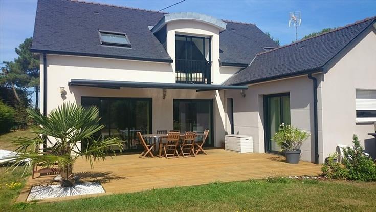 Vente maison nantes belle maison neuve a 15 mn de nantes for Achat maison neuve loire atlantique